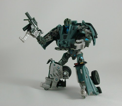 Transformers Landmine (Movie Deluxe) - modo