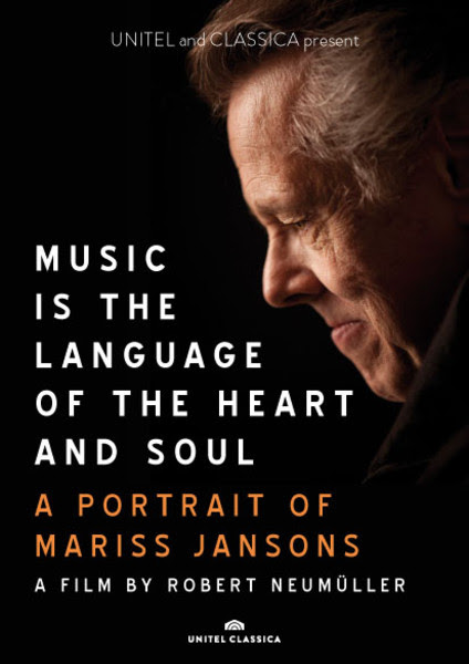 A Portrait Of Mariss Jansons Music Is The Language Of The Heart