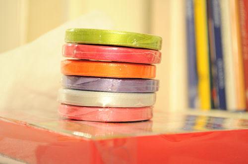 ribbons :: fargerike bånd #1