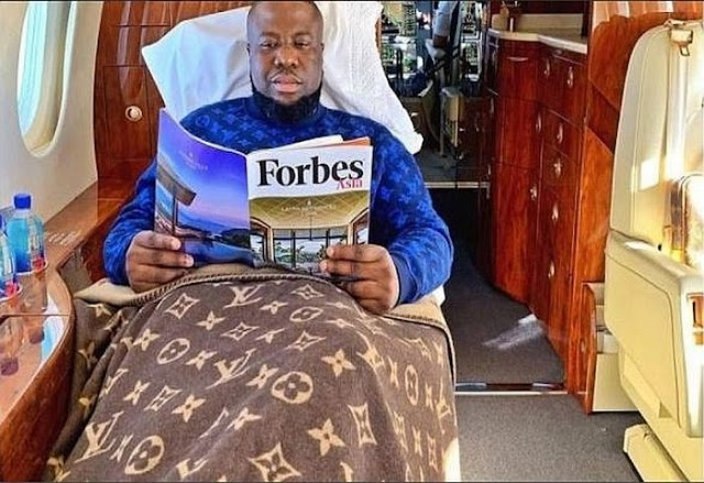 """CHEW! """"Hushpuppi Is Not On Our List Of Billionaires"""" – Forbes"""