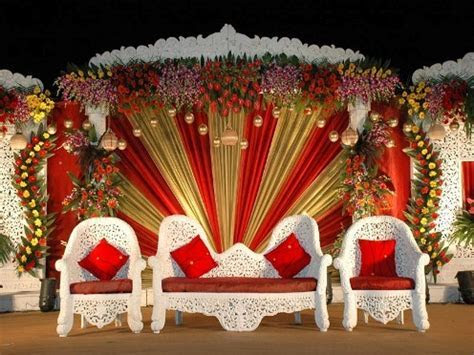 Wallpapers Background: Wedding Mandap Decoration