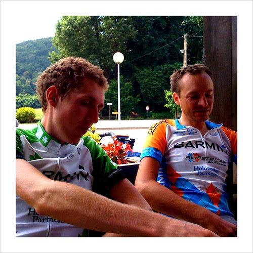 Pre-Tour Training Camp, 2009