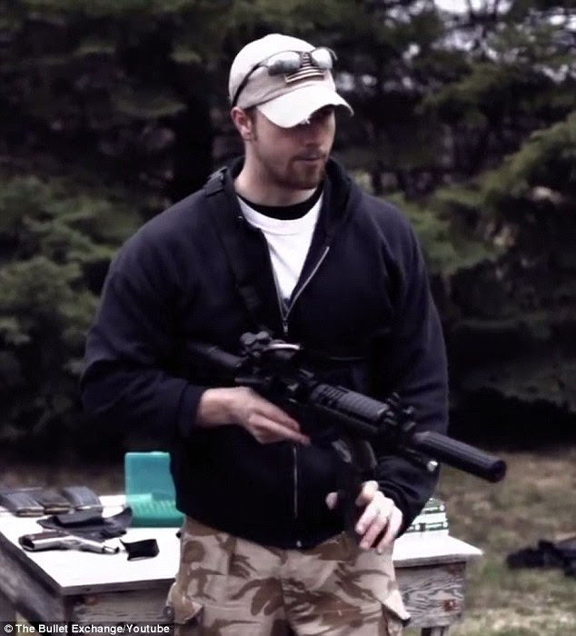 Career: He appeared in a video for The Bullet Exchange - a Minnesota company that provides military and police props to filmmakers