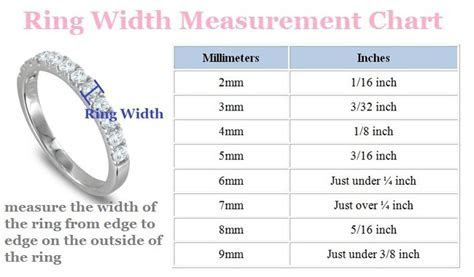 Wedding Ring Guide for Brides   My Love Wedding Ring