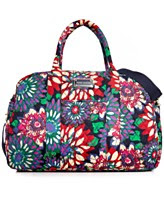 Tommy Hilfiger Handbag, Stitch Large Quilted Duffle