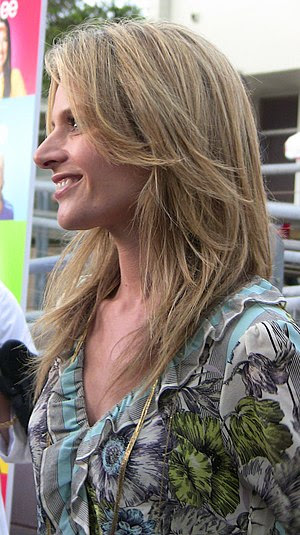 English: Actress Jessalyn Gilsig at premiere p...