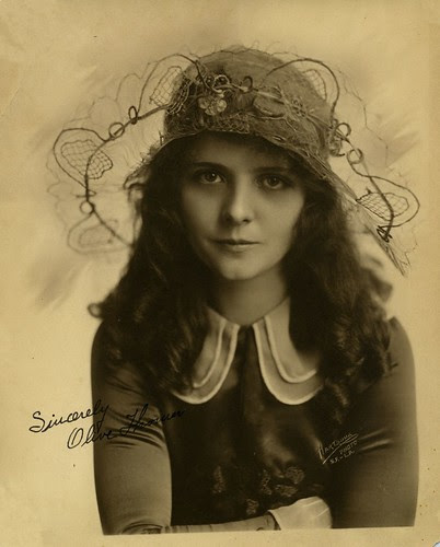 Sincerely Olive Thomas