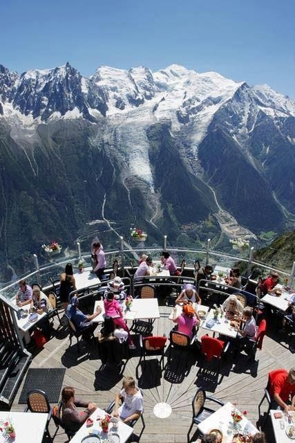 Chamonix Mont-Blanc, France. Hope to share view in Nha Trang City with many beaches and island. http://www.nhatrangfriendly.com
