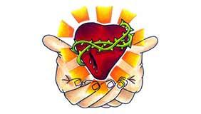 Significado Tatuaje Sagrado Corazón Corazón Con Espinas 1