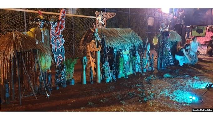 Festival Seni Budaya Papua: Menyaksikan Bakar Batu di Jakarta