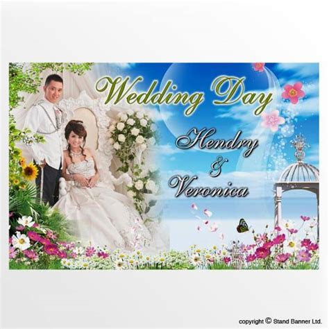 Custom Printed Anniversary & Wedding Banners, Personalised