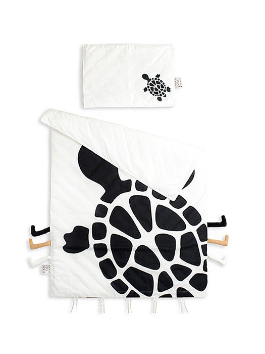 Bedding Set Organic Turtle Nogistonogi
