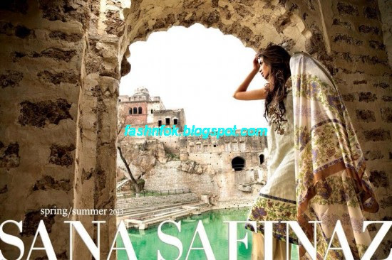 Sana-Safinaz-Lawn-Spring-Summer-Collection-2013-New-Fashinable-Clothes-Dress-Designs-2