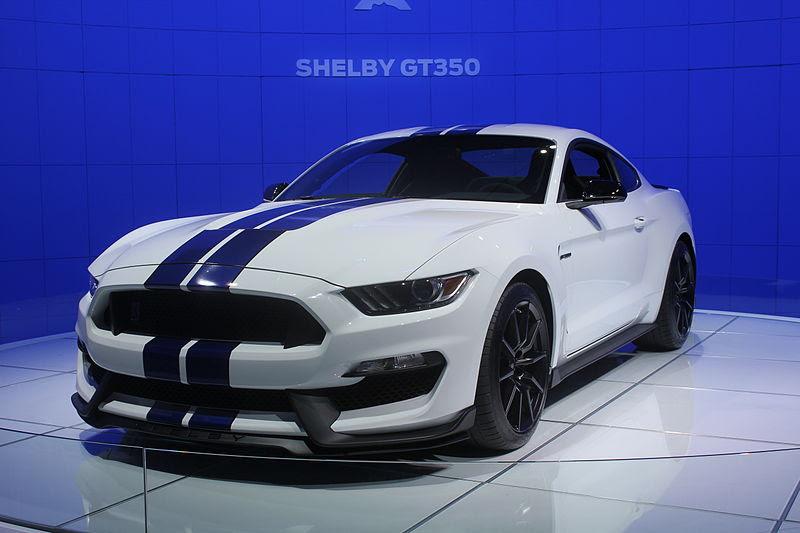 Description 2016 Ford Mustang Shelby GT350.JPG