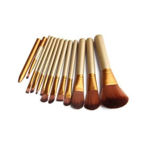 Naked Haute qualité 12 pcs/ensemble NAKED 3 Puissance brosse maquillage URBAINE brosses NAKED3 Professionnel Maquillage Fondation brosses Outil De Beauté