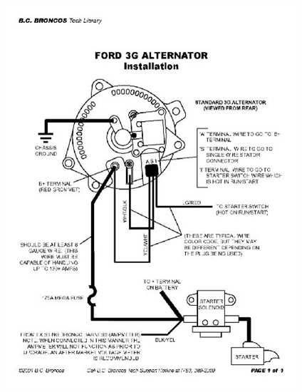 1971 Chevy Voltage Regulator Wiring