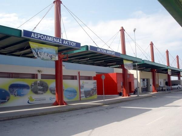 Παράταση 10 ημερών για να μάθουμε τις προσφορές για το αεροδρόμιο του Ακτίου