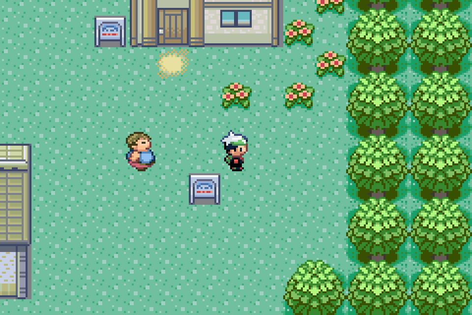 Pokemon Emerald Screenshots  GameFabrique