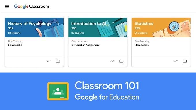 كيفية التعامل مع Google Classroom
