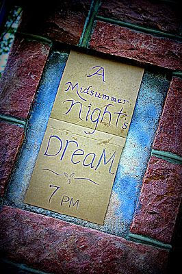 Golden Grasses: A Midsummer's Night Dream #classicaleducation #Shakespeare #homeschool #theater