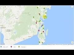 Metadata Stasiun Iklim BMKG Online