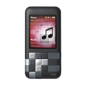 Creative Zen Mozaic Series MP3 Player