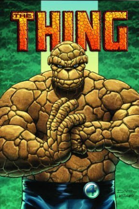 The Thing: Idol of Millions cover