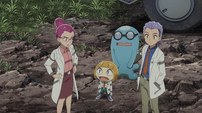 Pokémon, o Filme: Segredos da Selva [PT-PT]