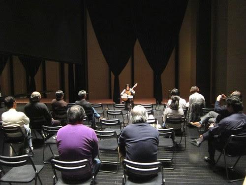 演奏風景/第3回弾き回し練習会 2012年1月8日 by Poran111