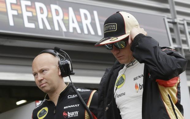 Kimi Raikkonen - Ferrari (Foto: AP)