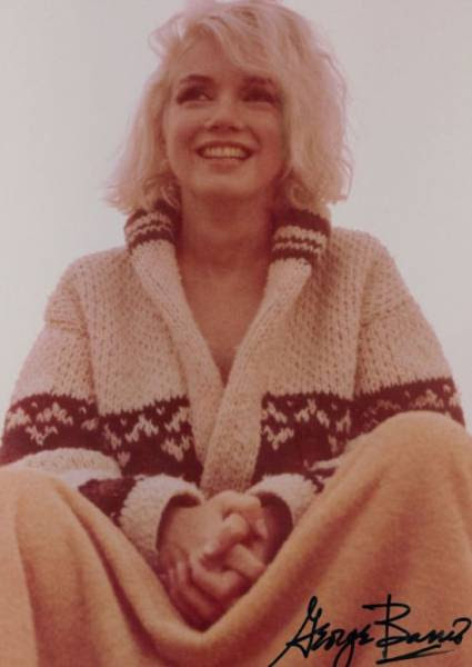 Η τελευταία φωτογραφία του Marilyn Monroe που δεν παρουσιάστηκε ποτέ πριν