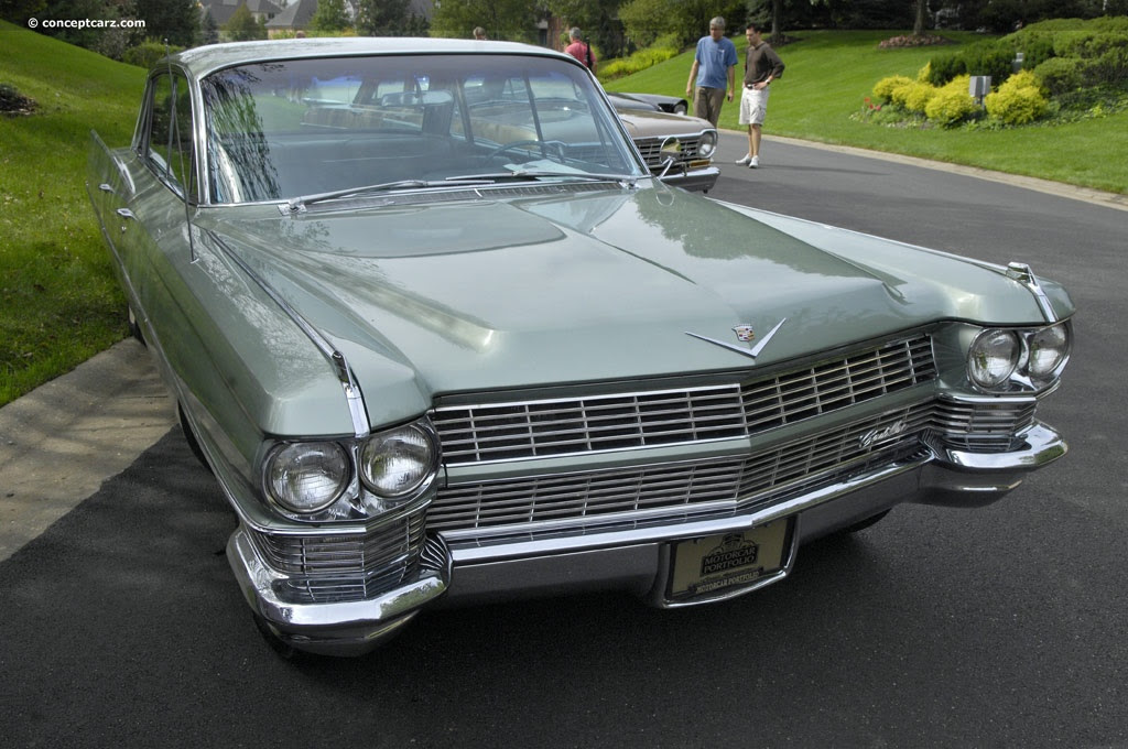 1964 Cadillac Series 62 DeVille Images. Photo 64-Cadillac ...