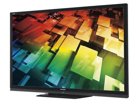 Sharp lanza enorme TV de 70 pulgadas