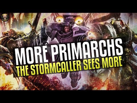 Ashes of Prospero Information, new Primarch hints?