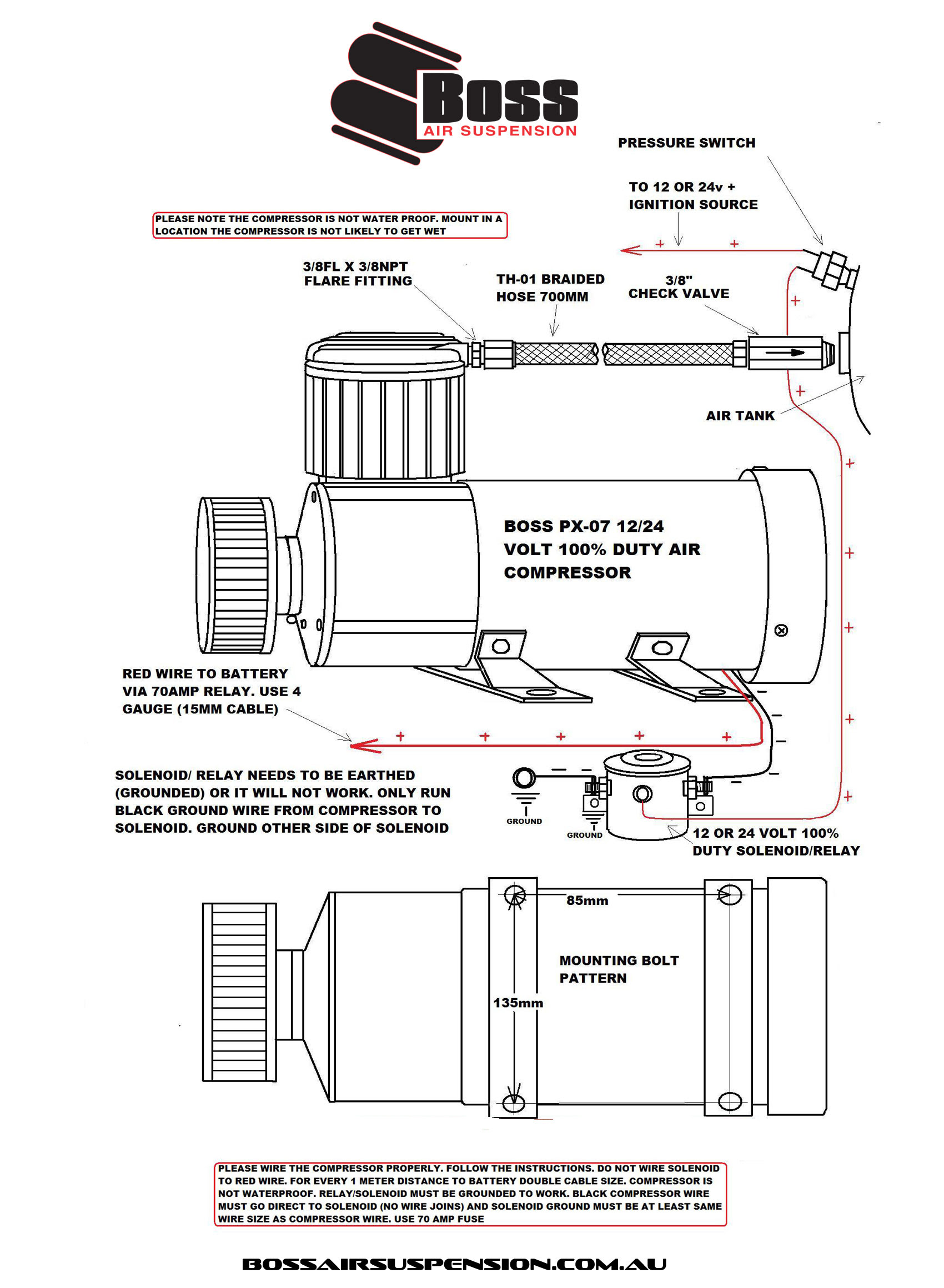 45 Awesome Viair Relay Wiring Diagram