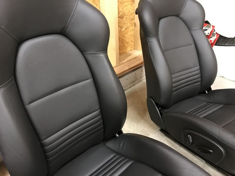 Porsche Sport Hardback Seats For Sale Pelican Parts Forums