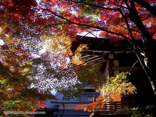 Tempio Sanzenin Ohara
