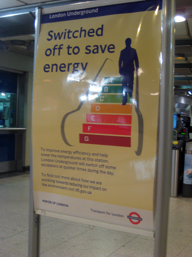 Escalator Energy Saving