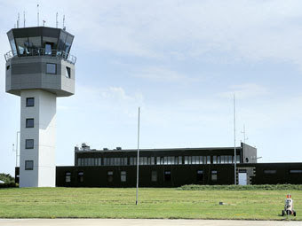 База в Бюхеле. Фото с сайта airport-data.com