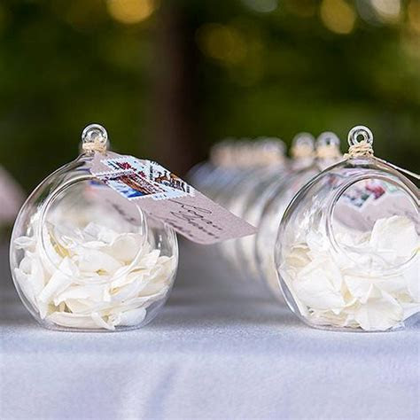 Blown Glass Hanging Globe ? Candy Cake Weddings