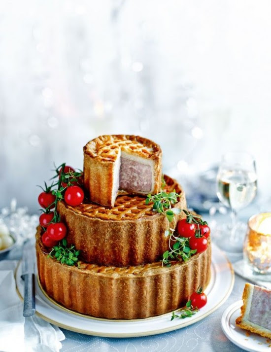 Unusual & Alternative Wedding Cake Ideas