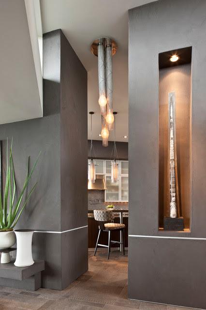 Best Modern Hallway Design Ideas & Remodel Pictures | Houzz