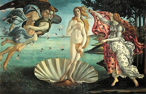 La nascita di Venere (Botticelli)