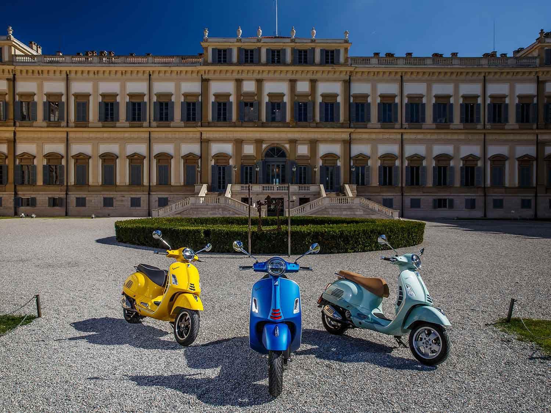 2019 Vespa 300 Gts First Ride Cycle World