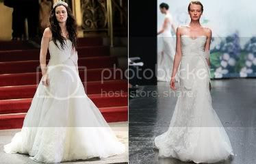 Gossip Girl Blair Waldorf Wedding Dress
