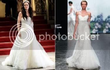 Gossip Girl Blair Waldorf Wedding Dress