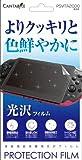 PSVITA2000用画面保護フィルム光沢