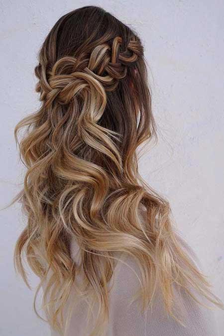 30 Gorgeous Braided Half Up Half Down Hairstyles ...