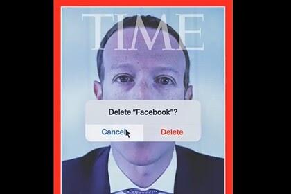 Time пошутил над основателем Facebook после масштабного сбоя