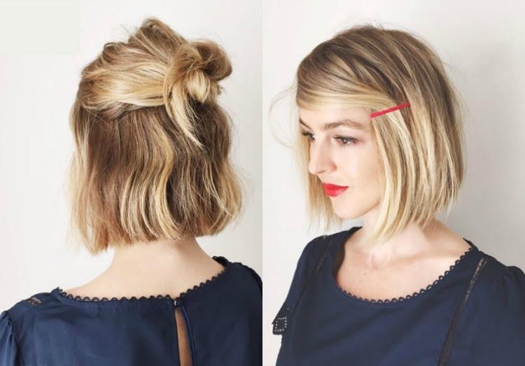 Kurze Braune Frisuren Fuer Frauen Damen Kurzhaarfrisuren Dickes Haar